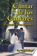 Libro de Cantar De Los Cantares