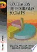 Libro de Evaluación De Programas Sociales