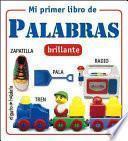 Libro de Mi Primer Libro De Palabras / My First Book Of Words