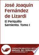 Libro de El Periquillo Sarniento I