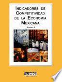 Libro de Indicadores De Competitividad De La Economía Mexicana. Número 8