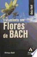 Libro de Tratamiento Con Flores De Bach