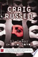 Libro de El Señor Del Carnaval