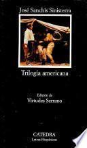 Libro de Trilogía Americana