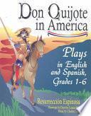 Libro de Don Quijote In America