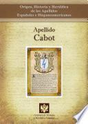 Libro de Apellido Cabot