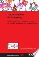 Libro de Los Pendientes De La Maestra
