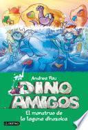 Libro de El Monstruo De La Laguna Dinozoica