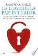 Libro de La Llave De La Paz Interior