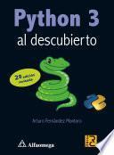 Libro de Python 3 Al Descubierto   2a Ed.
