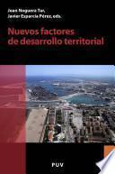 Libro de Nuevos Factores De Desarrollo Territorial