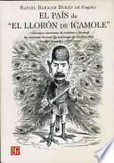 Libro de El País De  El Llorón De Icamole