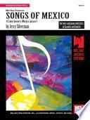 Libro de Canciones Mexicanas
