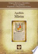 Libro de Apellido Mirón