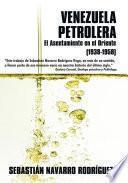 Libro de Venezuela Petrolera