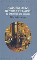 Libro de Historia De La Historia Del Arte