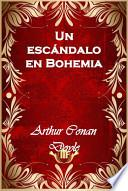 Libro de Un Escándalo En Bohemia