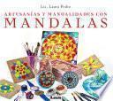 Libro de Artesanías Y Manualidades Con Mandalas