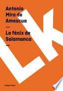 Libro de La Fénix De Salamanca