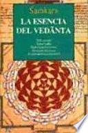 Libro de La Esencia Del Vedanta