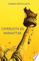 Libro de Caperucita En Manhattan