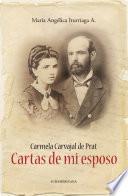 Libro de Carmela Carvajal De Prat. Cartas De Mi Esposo