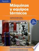 Libro de Máquinas Y Equipos Térmicos 2.ª Edición 2017