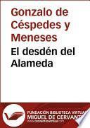 Libro de El Desdén Del Alameda