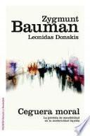 Libro de Ceguera Moral