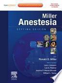 Libro de Miller. Anestesia + Expert Consult