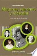 Libro de Mujeres, Varones Y Filosofía