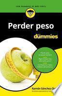 Libro de Perder Peso Para Dummies