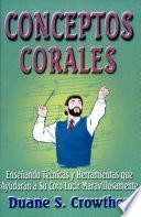 Libro de Conceptos Corales