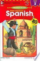 Libro de Spanish, Middle School/high School, Level 2