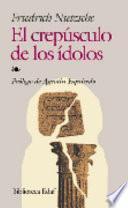 Libro de El Crepúsculo De Los ídolos