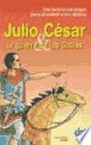 Libro de Julio César Y La Guerra De Las Galias