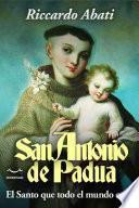 Libro de San Antonio De Padua