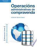 Libro de Operacións Administrativas De Compravenda