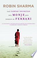 Libro de Las Carta Secretas Del Monje Que Vendió Su Ferrari