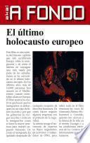 Libro de El último Holocausto Europeo