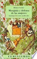 Libro de Misoginia Y Defensa De Las Mujeres