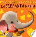 Libro de La Elefanta Marta