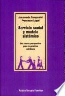 Libro de Servicio Social Y Modelo Sistémico