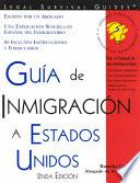 Libro de Guía De Inmigración A Estados Unidos