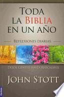 Libro de Toda La Biblia En Un Año