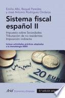 Libro de Sistema Fiscal Español Ii