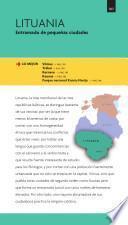 Libro de Lituania Principales Visitas En El Interior Del País