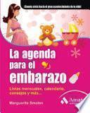Libro de La Agenda Para El Embarazo. 5a EdiciÓn