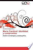 Libro de Marie Cardinal