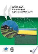 Libro de Oecd Fao Perspectivas Agricolas 2007